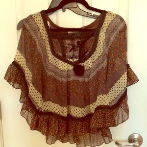 Tops - Peasant style top